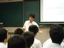 出前講座 「陸と海をつなぐ水を科学する-水の循環と地下水-」