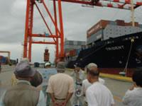 中世に栄えた放生津と現代の伏木富山港(新湊地区)を訪ねる
