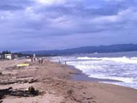 富山湾の海岸の自然、陸や陸水との関わり