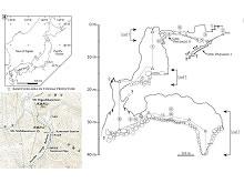 富山県黒部峡谷における鍾乳洞の地球科学的総合解析 ―サル穴探検―
